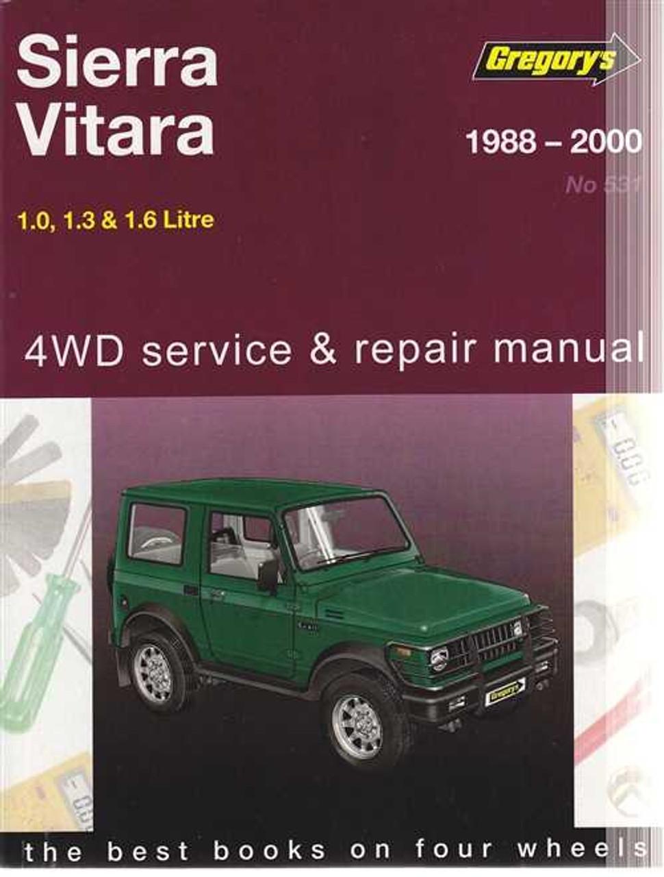 Suzuki Sierra  Vitara 4wd 1988