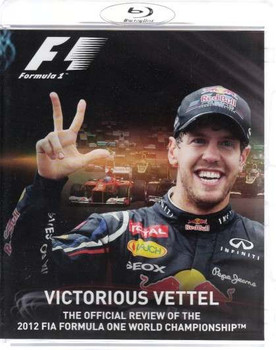 Formula One 2012 The Official Review blu-ray