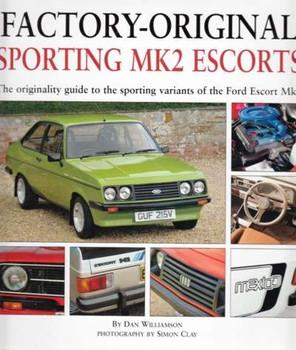 Factory-Original Sporting MK2 Escorts book