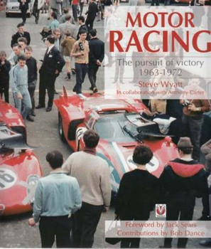 Motor Racing The Pursuit of Victory 1963 - 1972