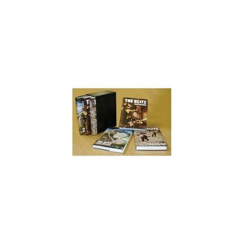 The Blitz: Then and Now  3 Volumes Presentation Boxed Set