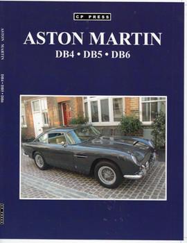 Aston Martin DB4, DB5, DB6