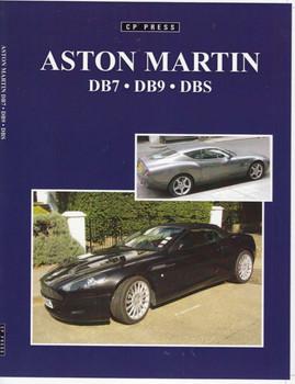 Aston Martin DB7, DB9, DBS