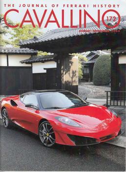 Cavallino The Enthusiast's Magazine of Ferrari Number 172 August 2009