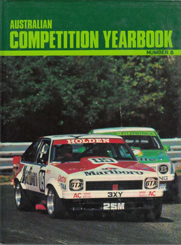 Australian Competition Yearbook Number 8