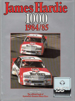James Hardie 1000 The Official Bathurst Great Race Number 4 1984 / 1985