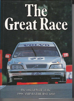 The Great Race Number 18 The Official Book Of the 1998 AMP Bathurst 1000