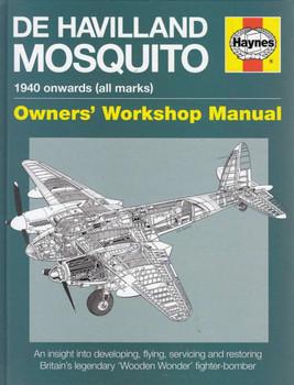 De Havilland Mosquito Manual