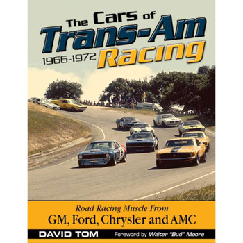 The Cars of Trans-Am Racing