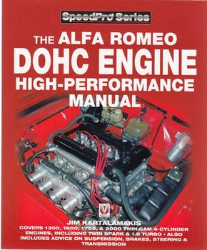 The Alfa Romeo DOHC Engine High-Performance Manual