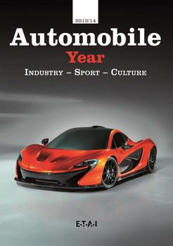 Automobile Year 2013 - 2014 (No. 61)