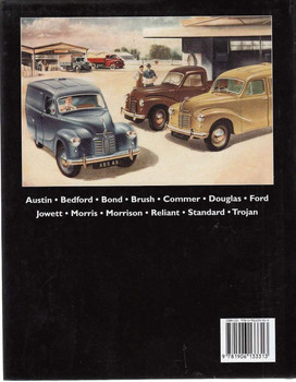 British Vans & Pick Ups 1945 - 1965 Back Cover