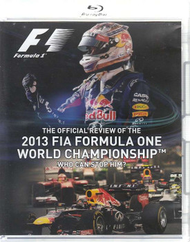 Formula One 2013 The Official Review Blu-ray