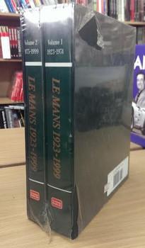 Le Mans 1923 - 1999 (2 Volumes - Hardcover in Slipcase) ( 9781855205222) (