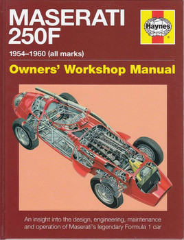 Maserati 250F Manual