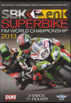 Superbike World Championship 2013 DVD