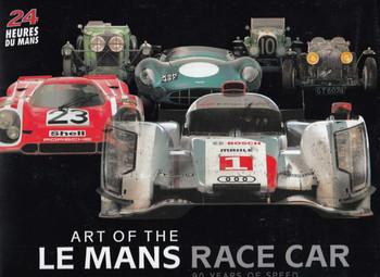 Art of The Le Mans Race Car
