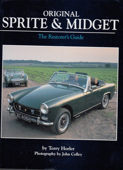 Original Sprite & Midget The Restorer's Guide