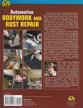 Automotive Bodywork and Rust Repair Back Cover