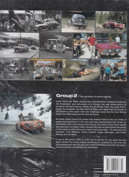 Group 2 - The genesis of world rallying Back Cover