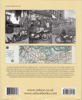 Motorcycle Apprentice - Matchless In Name and Reputation Back Cover