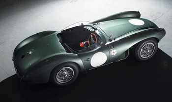 The Aston Martin Book Sample Image