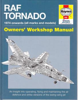 RAF Tornado 1974 onwards (all marks and models) Owners' Workshop Manual