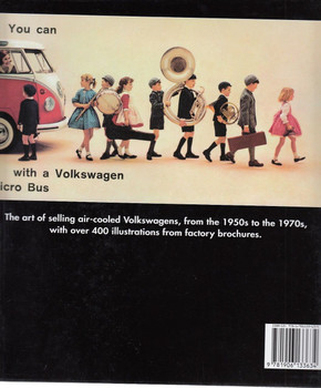 VW Advertising: The Art of Selling the Air-Cooled Volkswagens Back Cover