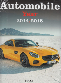 Automobile Year 2014 - 2015 annual - number 62