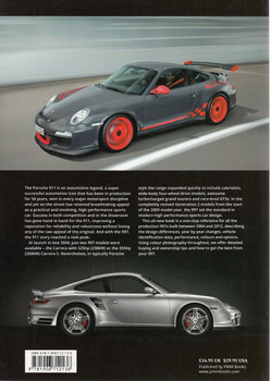 Porsche 911 (997) All Models 2004 to 2012: Your Only Guide to Buying and Owning a Porsche 997 Back Cover