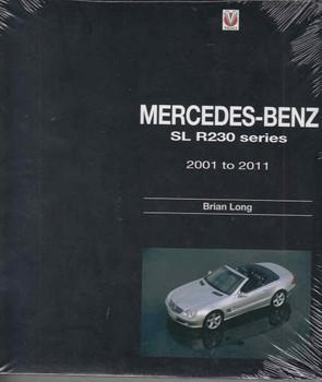 Mercedes-Benz SL – R230 series 2001 to 2011