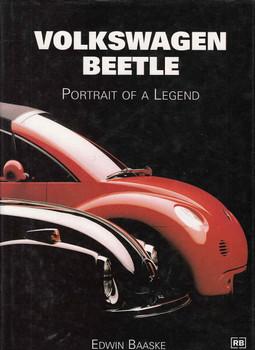 Volkswagen Beetle: Portrait Of A Legend - front