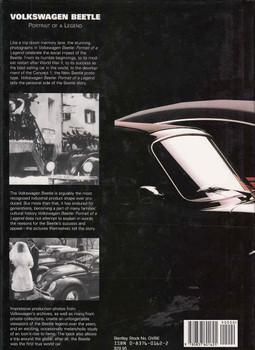 Volkswagen Beetle: Portrait Of A Legend - back