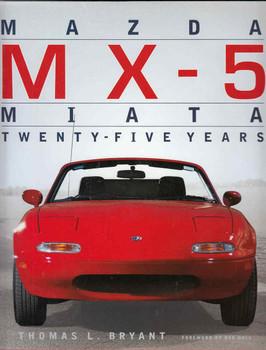 Mazda MX - 5 Miata Twenty - Five Years - front