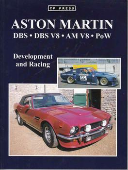 Aston Martin DBS. DBS V8. AM V8. PoW - C P Press  - front