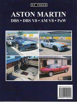 Aston Martin DBS. DBS V8. AM V8. PoW - C P Press  - back