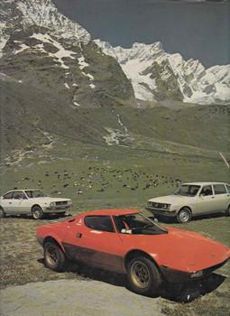 Lancia - Autocar - back