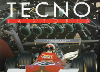 Tecno: La Storia (English / Italian)  - front