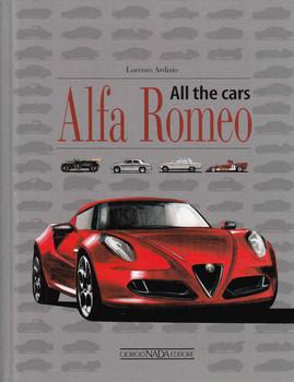 Alfa Romeo: All The Cars - front