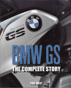 BMW GS The Complete Story - front