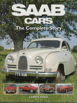 Saab Cars The Complete Story - front