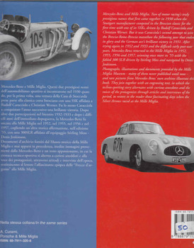 Mercedes-Benz & Mille Miglia  - back