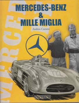 Mercedes-Benz & Mille Miglia  - front