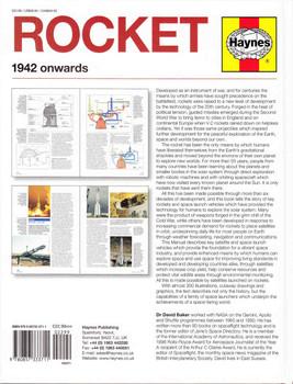 Rocket 1942 onwards Owners' Workshop Manual - back