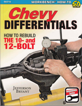 Chevy Differentials : How To Rebuild The 10- and 12- Bolt - front