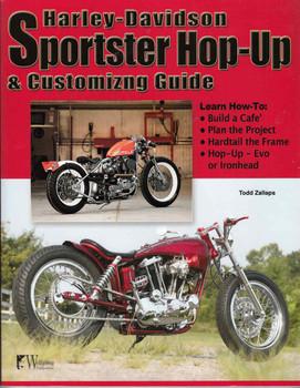 Harley-Davidson Sportster Hop-Up & Customizing Guide - front