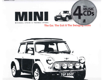 Mini: The Car, The Cult & The Swinging Beats - front