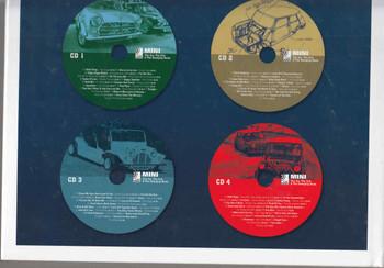 Mini: The Car, The Cult & The Swinging Beats - back