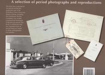 The Early Days: The launch of the Rolls-Royce Silver Cloud Bentley S Series and Continental - back