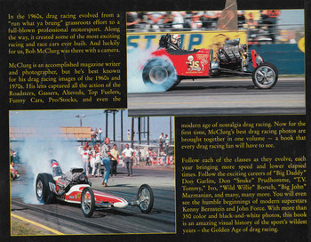 Diggers, Funnies, Gassers & Altereds: Drag Racing's Golden Age - back